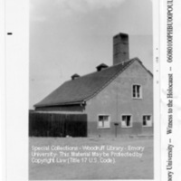 """""""The Crematorium""""  [Buchenwald]"""