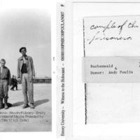 """Couple of prisoners""  [Buchenwald]"